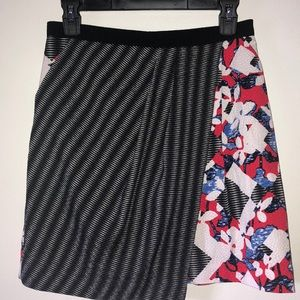 CCO-Peter Pilotto for Target Faux Wrap Skirt